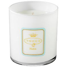 I'm learning all about Tocca Beauty Candle Collection Violette 10.6 oz at @Influenster!