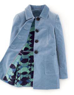 I've worn my velvet jacket so many seasons it's nearly threadbare...time for a new one! | Best Fall Coats and Jackets: 2014 Fall Coat, Jacket Styles: Glamour.com
