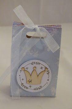 Polly kreativ: Das setzt dem Geschenk die Krone auf!
