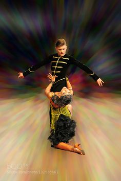 Paso Doble Rainbow by Blondul