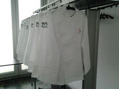 Chaquetillas de los chef en AS13. Andalucia sabor 2013