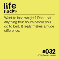 Improve your life one hack at a time. 1000 Life Hacks, DIYs, tips, tricks and More. Start living life to the fullest! Simple Life Hacks, Useful Life Hacks, Best Weight Loss Plan, Weight Loss Tips, Losing Weight, Want To Lose Weight, Loose Weight, Health And Wellness, Health Tips