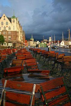 Changing Weather, Bergen, Norway Copyright: Fredrik Henriksen