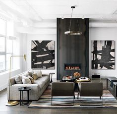 Industrial chic wohnzimmer  Wohnzimmer | Executive Lounge | Pinterest | Tables, Ceilings and Lofts