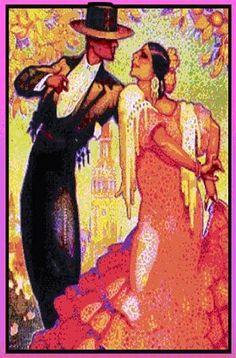 35 Best Baile Sevillana Flamenco And Sevillana Dances I Love It