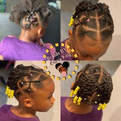  Creativity through The CurveX Effect is the way I share my soul with the world  ________________________________ Swipe Left ➡️➡️➡️… Little Girls Natural Hairstyles, Cute Little Girl Hairstyles, Black Kids Hairstyles, Baby Girl Hairstyles, Kids Braided Hairstyles, Princess Hairstyles, Toddler Hairstyles, Gorgeous Hairstyles, Braids For Kids