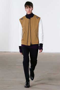 Tim Coppens – Automne/Hiver 2016 – New York Fashion Week: Men's - ESSENTIAL HOMME