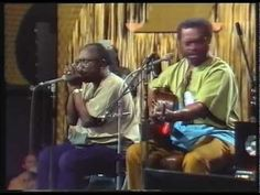 Sonny Doin' His Thing - Sonny Terry and Brownie McGhee - YouTube