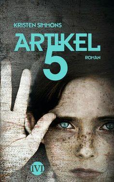 """""""Artikel 5"""" ist der Auftakt zu einer Romanreihe von Kristin Simmons, die aus Sicht ihrer jungen Hauptprotagonistin Ember den Leser an die Seiten bannt und durch eine spannende und aufregende Geschichte zum Weiterlesen verführt."""