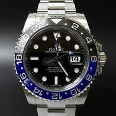 "Rolex GMT Master II 116710BLNR ""Batman"" (2013). #watchporn #watchmania #wristwatch #watchoftheday #timepiece #secondhand #instawatch #secondoriginalwatch #jamtanganseken #preownedwatch #luxurywatch. www.mulialegacy.com"