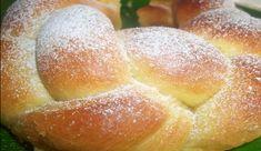 Perfetta per la colazione e la merenda la torta brioche si può farcire con crema, nutella o marmellata