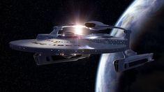 NCC-1864 STAR TREK Micro Machines - The movies Khan spaceship 1D USS RELIANT