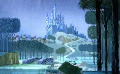 I mondi magici e incantati della Disney sono sì dei luoghi immaginari, ma si rifanno generalmente alla realtà.