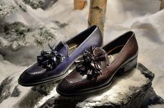 Louis Leeman AW16 mens footwear collection at London Collections Men