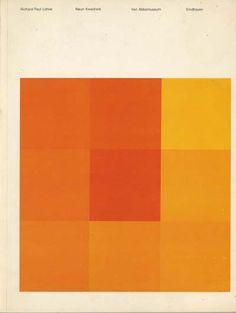 #warm #colour #palette - Richard Paul Lohse