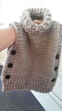 Knitting Pattern For Chunky Hooded Ponch - DIY & Crafts Baby Sweater Knitting Pattern, Knitting Machine Patterns, Poncho Knitting Patterns, Knitted Poncho, Knitted Hats, Crochet Patterns, How To Start Knitting, Knitting For Kids, Knitting For Beginners