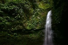 waterfall of seven generations - 七代の滝