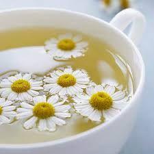 CHAMOMILE TEA BENEFITS - BABIES WITH COLIC