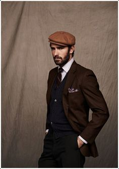 d9752b26b27 100 Perfect for Any Outfit Flat Caps for Men. Dapper GentlemanGentleman  StyleDapper DanSharp Dressed ...