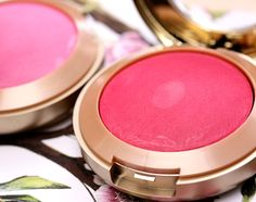 Milani Baked Blush in Bella Rosa. This is new as of February 2014 and it's a matte instead of the original shimmer baked blushes. It's so pretty!