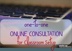 1-1 Online Consultation for Special Education Classrooms Giveaway, plus a free e-book of tips and freebies and 24 other special ed bloggers linking up to share!