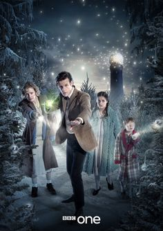 Oh look! A Christmas special with Matt that won't make me want to sob until I cannot sob any longer.