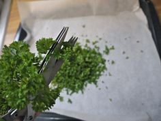 drying herbs without a dehydrator...