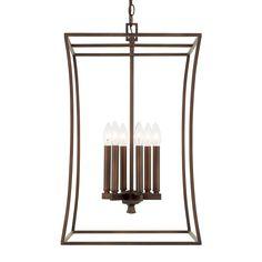 6 Light Foyer | Capital Lighting Fixture Company