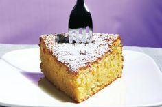 Orange Almond Flourless Snacking Cake