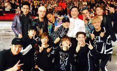 Noticias K-POP: Taeyang está triste por artistas sairem do palco a...
