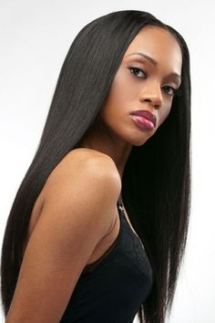 straight weave hairstyles straight weave and weave
