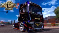КОНВОЙ 120 человек Euro Truck Simulator 2. Multiplayer №16