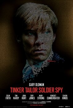 Cumberbatch poster for Tinker, Tailor, Soldier, Spy. Really Good Movies, Great Movies, Amazing Movies, Benedict Sherlock, Benedict Cumberbatch, John Tory, Tinker Tailor Soldier Spy, Alec Guinness, Movies