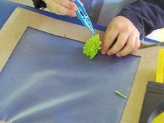 Fine motor flower fun | Teach Preschool