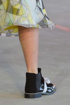Roksanda Ilincic Spring 2014 – Vogue