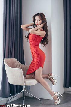 Park Soo Yeon - Elegant Fabulous Photos