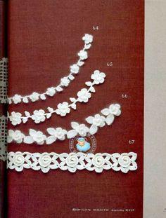 Revista Crochet Rose Pattern 100 Completa