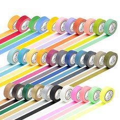 mt Solids Washi Paper Masking Tape at FindTape.com