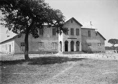 Wills E. Pierce Memorial Hospital. Chipindo, Huíla, Angola. Fotografia sem data. Produzida durante a actividade do Estúdio Mário Novais: 1933-1983.  [CFT003.050936]