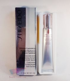 Shiseido WHITE LUCENCY Lucent Concentrated Brightening Serum 1 oz. *NIB* #Shiseido