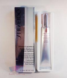 Shiseido WHITE LUCENCY Lucent Concentrated Brightening Serum 1 oz. *NIB* #Shiseido