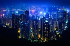 https://flic.kr/p/wjMQkZ | Peaking The Blue | The Peak Hongkong