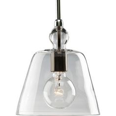 Shop for Progress Lighting 1-light Mini Pendant Lighting Fixture. Get free shipping at Overstock.com - Your Online Home Decor Outlet Store! Get 5% in rewards with Club O!