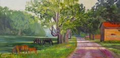 History of Sumner County, TN: Fairvue, Part Three - Grasslands, by Bill Puryear