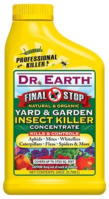 Dr Earth 1022 24 Oz Final Stop Yard  Garden Insect Killer Concentrate *** Visit the image link more details. This is an Amazon Affiliate links.