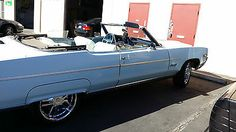 Oldsmobile : Ninety-Eight Convertible 69 Oldsmobile 98 Convertible Barn Find - http://www.usabarnfinds.com/archives/717