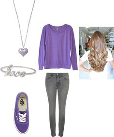 """""""casual"""" by akfashion ❤ liked on Polyvore"""