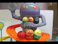 アンパンマン おもちゃ コロコロ だだんだん anpanman toys japan