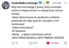 Polish Memes, Everything And Nothing, Wtf Funny, Haha, I Am Awesome, Jokes, Entertaining, Humor, Text Posts