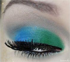 passo a passo - vídeo tutorial maquiagem do brasil - tudo make 05